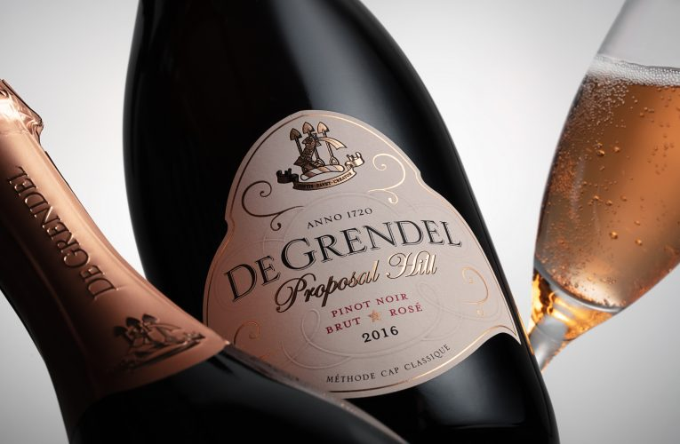 De Grendel Proposal Hill Brut Rosé 2016 – Maiden Vintage Celebrates Love & Legacy