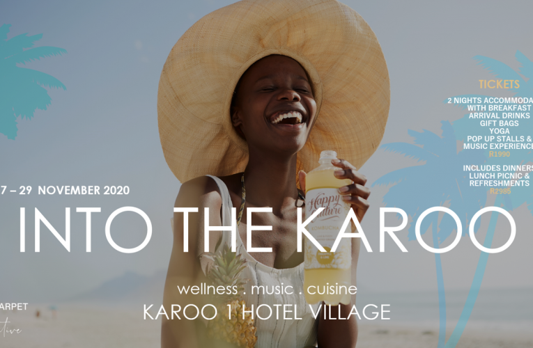 Into The Karoo – A Weekend Oasis